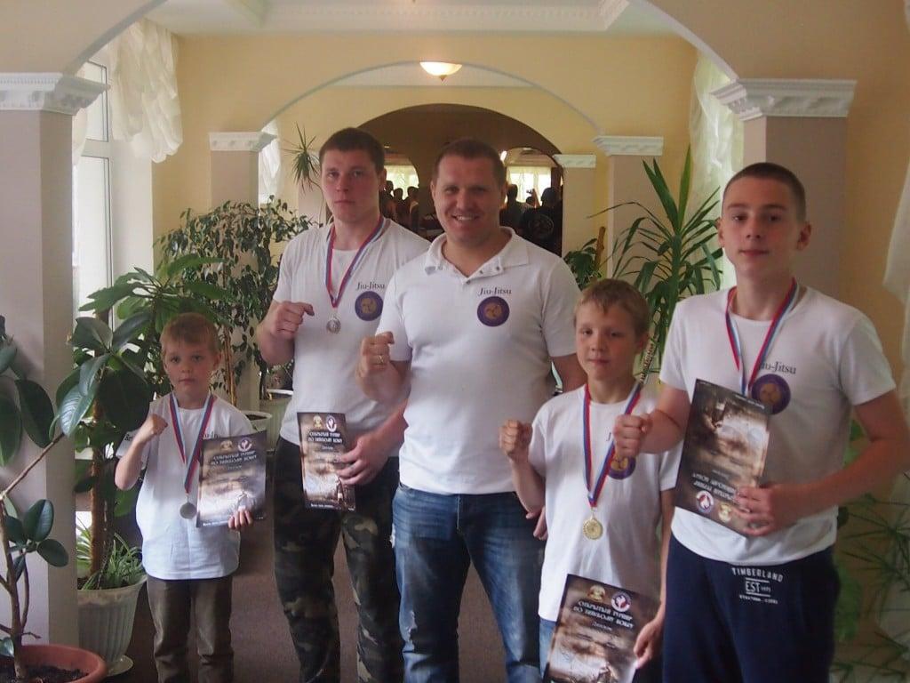 Открытый турнир по Тайскому Боксу Подольск